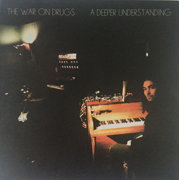 "The War On Drugs - A Deeper Understanding (2xLP, 7"", CD box)"