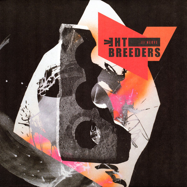 The Breeders - All Nerve (Limited Edition, 180g, Orange LP) Vinil - Salvaje Music Store MEXICO