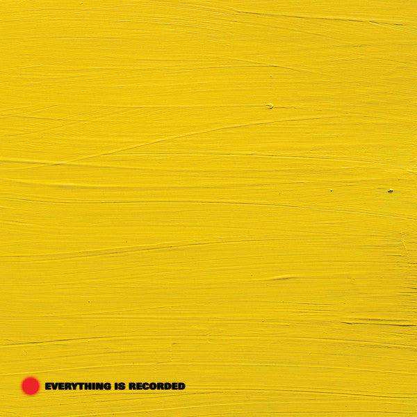 Everything Is Recorded - Everything Is Recorded by Richard Russell LP Vinil - Salvaje Music Store MEXICO