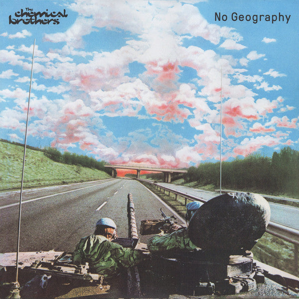 The Chemical Brothers - No Geography (2xlp 180g)