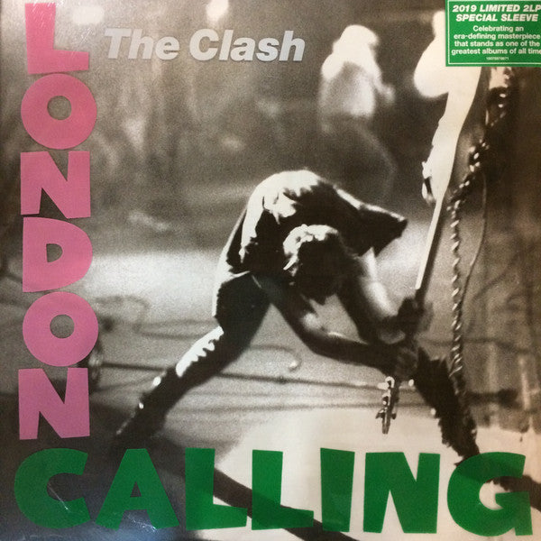 The Clash - London Calling (2019 Limited Special Sleeve)