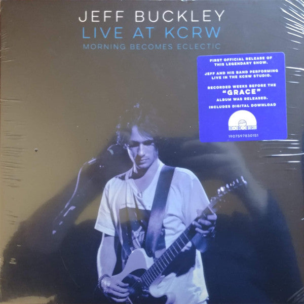 Jeff Buckley - Live At KCRW: Morning Becomes Eclectic