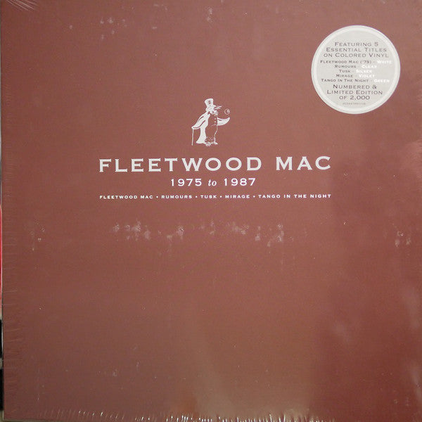 Fleetwood Mac - Fleetwood Mac: 1975 To 1987 (Numbered & limited edition of 2,000)