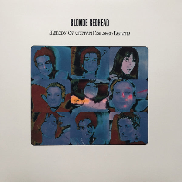 Blonde Redhead - Melody Of Certain Damaged Lemons (ltd. edition pink vinyl)