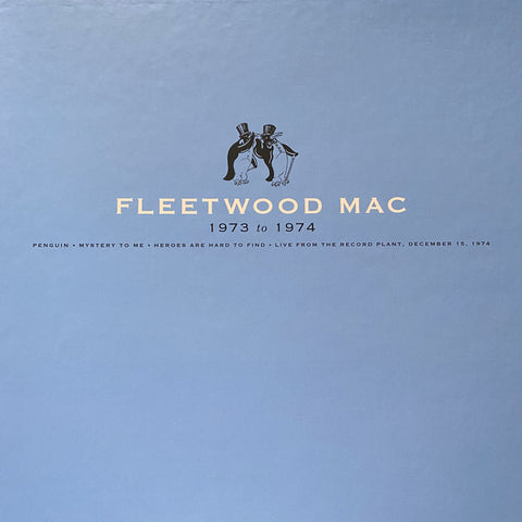 Fleetwood Mac - 1973 To 1974