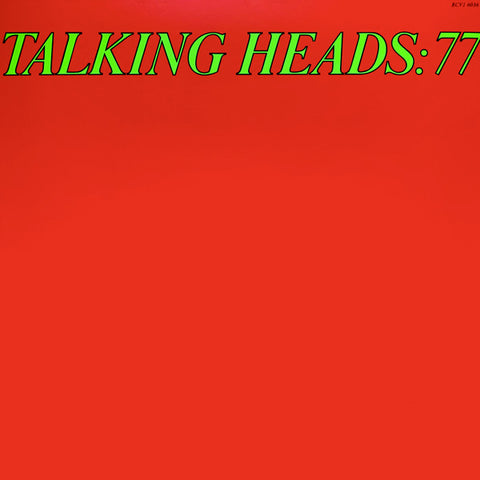 Talking Heads - Talking Heads: 77 (Green Vinyl, ltd. Edition)