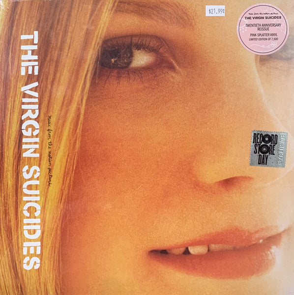 The Virgin Suicides (Music From The Motion Picture) RSD 2020 Ltd. Edition Colored Vinyl