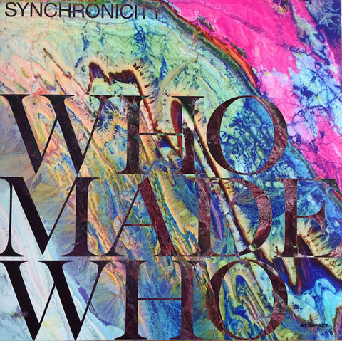 Who Made Who* - Synchronicity