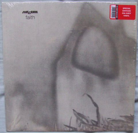 The Cure - Faith (grey vinyl)