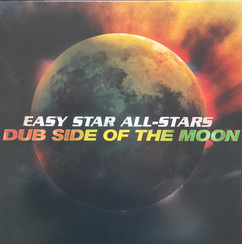 Easy Star All-Stars ‎– Dub Side Of The Moon (Ltd. Edition, Special Edition, Green/orange)