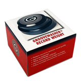 GrooveWasher - Black Record Stabilizer Weight