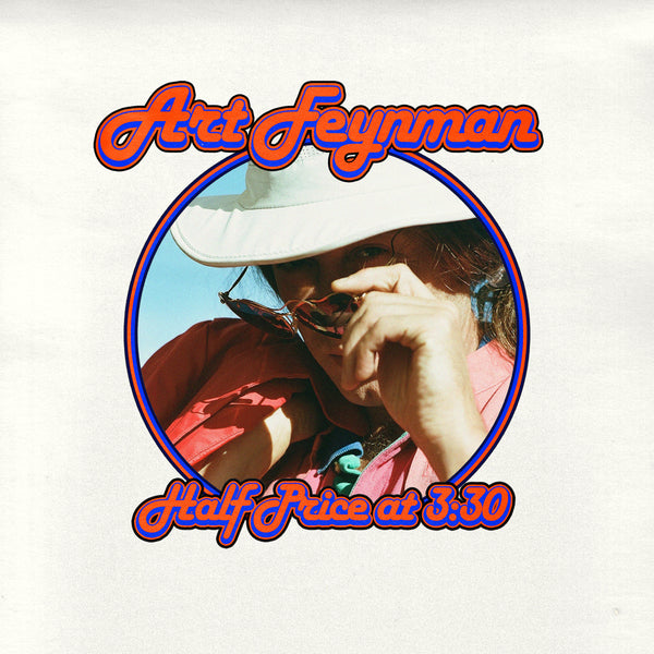 Art Feynman - Half Price at 3:30 (Red Velvet Vinyl LP)