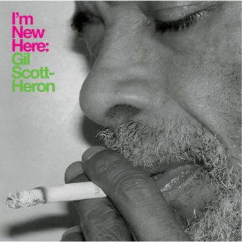 Gil Scott-Heron - I'm New Here Vinil - Salvaje Music Store MEXICO