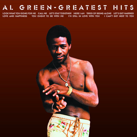 Al Green - Greatest Hits Vinil - Salvaje Music Store MEXICO