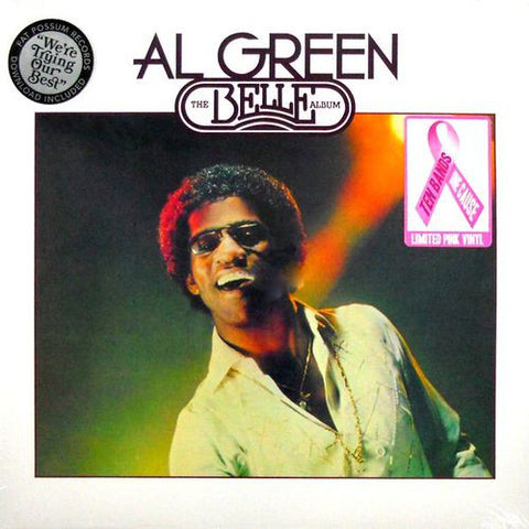 Al Green - The Belle Album (Limited Pink Vinyl) Vinil - Salvaje Music Store MEXICO