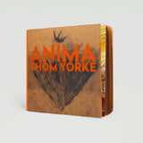 Thom Yorke - Anima (Limited edition deluxe 2xLP 180 Gr. Orange) Vinil - Salvaje Music Store MEXICO
