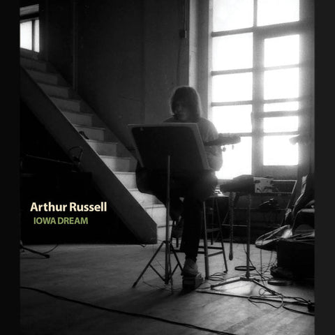 Arthur Russell - Iowa Dream [2LP] Vinil - Salvaje Music Store MEXICO