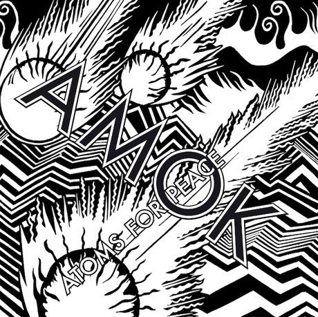 Atoms For Peace - AMOK Vinil - Salvaje Music Store MEXICO
