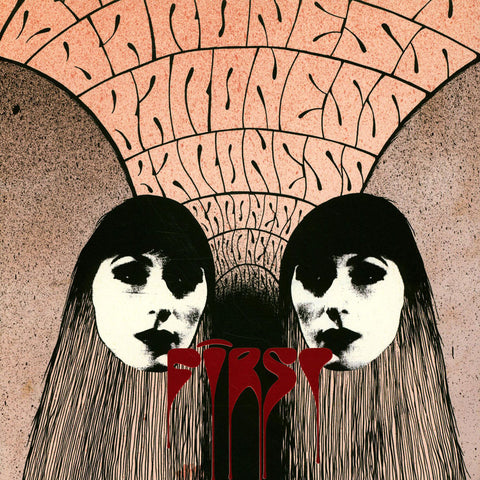 Baroness - First & Second (Colored Vinyl) Vinil - Salvaje Music Store MEXICO