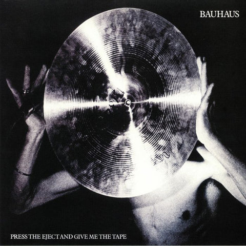 Bauhaus - Press And Eject And Give me Tape vinil - Salvaje Music Store MEXICO