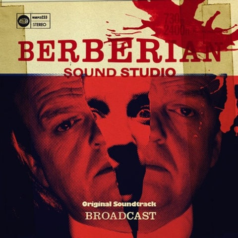 Broadcast - Berberian Sound Studio (1LP + Dl) Vinil - Salvaje Music Store MEXICO