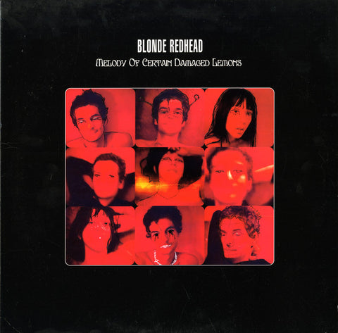 Blonde Redhead - Melody of Certain Damaged Lemons LP Vinil - Salvaje Music Store MEXICO