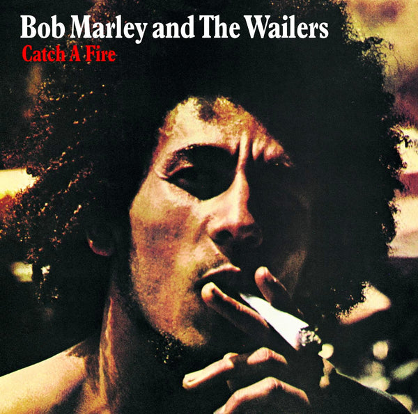 Bob Marley - Catch A Fire LP vinil - Salvaje Music Store MEXICO