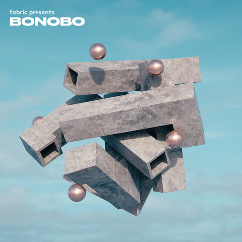 Bonobo - Fabric Presents Bonobo (2LP) Vinil - Salvaje Music Store MEXICO