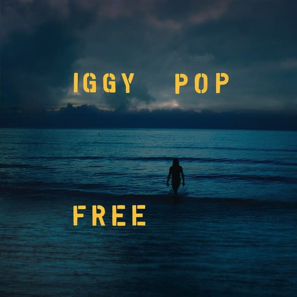 Iggy Pop - Free (colored edition vinyl) Vinil - Salvaje Music Store MEXICO
