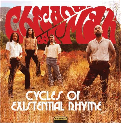 Chicano Batman - Cycles Of Existential Rhyme [LP] Vinil - Salvaje Music Store MEXICO