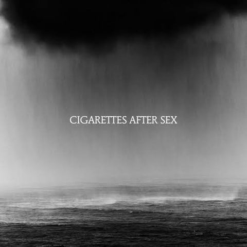 Cigarettes After Sex - Cry (Clear Vinyl) Vinil - Salvaje Music Store MEXICO