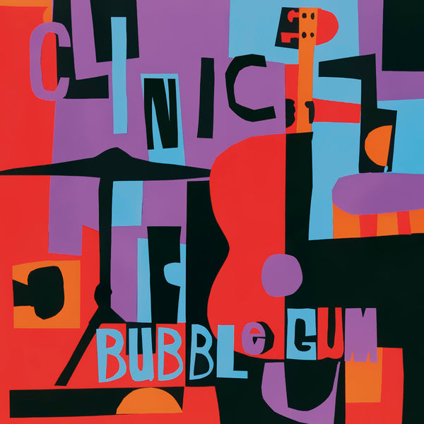 Clinic - Bubblegum (Special Double Vinyl Edition + Bonus) Vinil - Salvaje Music Store MEXICO