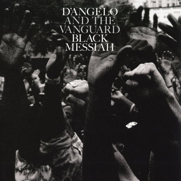 D'Angelo & The Vanguard - Black Messiah [2LP] Vinil - Salvaje Music Store MEXICO
