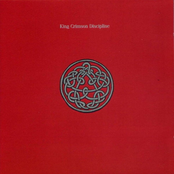 King Crimson - Discipline (1LP 200g) Vinil - Salvaje Music Store MEXICO