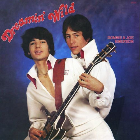 Donnie & Joe Emerson - Dreamin' Wild (Color LP) Vinil - Salvaje Music Store MEXICO