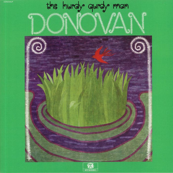 Donovan - The Hurdy Gurdy Man vinil - Salvaje Music Store MEXICO