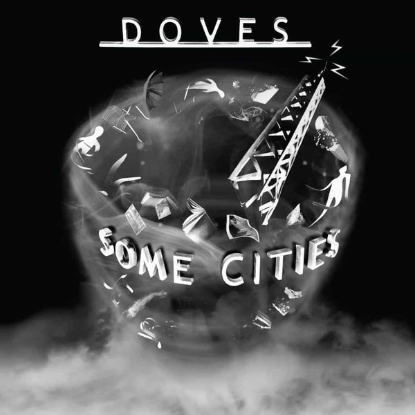 Doves - Some Cities (2LP Numbered Coloured) Vinil - Salvaje Music Store MEXICO