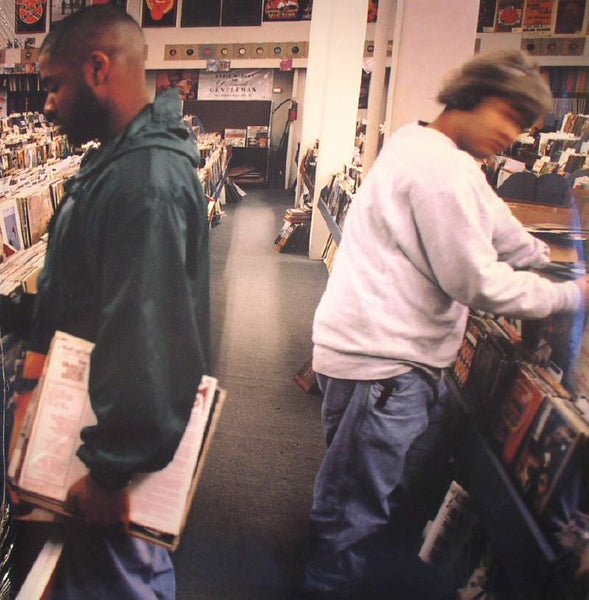 DJ Shadow - Endtroducing (2LP) Vinil - Salvaje Music Store MEXICO