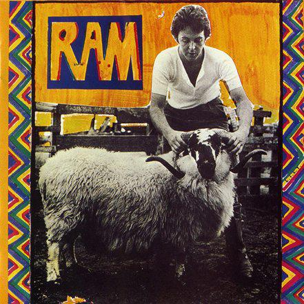 Paul and Linda McCartney - RAM Vinil - Salvaje Music Store MEXICO