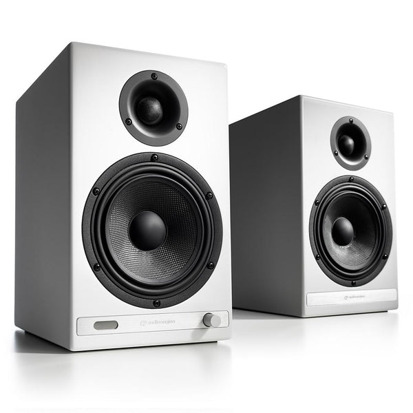 Bocinas Audioengine - HD6 Wireless (White) bocinas - Salvaje Music Store MEXICO
