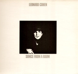Leonard Cohen - Songs from a Room Vinil - Salvaje Music Store MEXICO