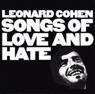 Leonard Cohen - Songs of Love and Hate Vinil - Salvaje Music Store MEXICO
