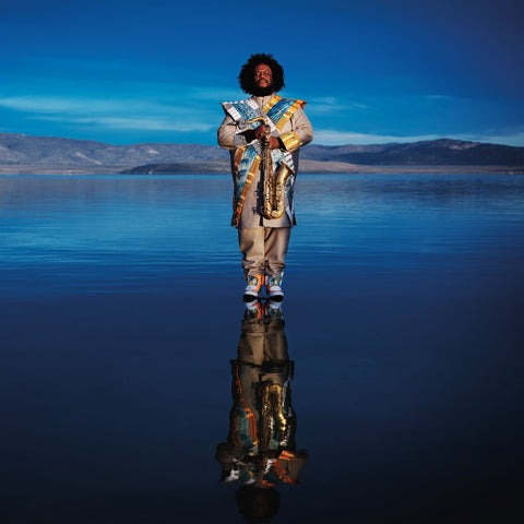 Kamasi Washington - Heaven and Earth (4xLP + Extra vinyl) Vinil - Salvaje Music Store MEXICO