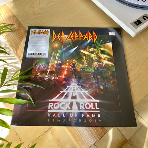 Def Leppard - Rock N Roll Hall Of Fame (RSD 2020)