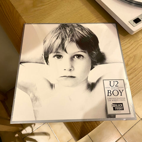 U2 - Boy (RSD Black Friday 2020)