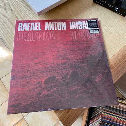 Rafael Anton Irisarri - Peripeteia (White in Clear Vinyl LP)