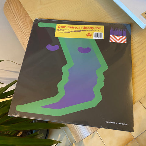Com Truise - In Decay, Too (Synthetic Storm 2xLP) ::: preventa