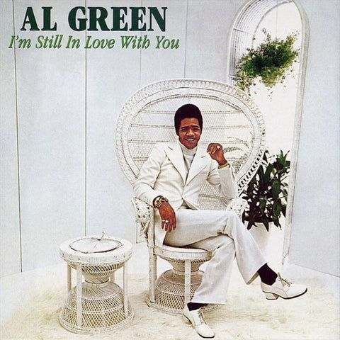 Al Green - I'm Still In Love With You Vinil - Salvaje Music Store MEXICO