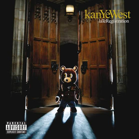 Kanye West -  Late Registration (2LP) Vinil - Salvaje Music Store MEXICO