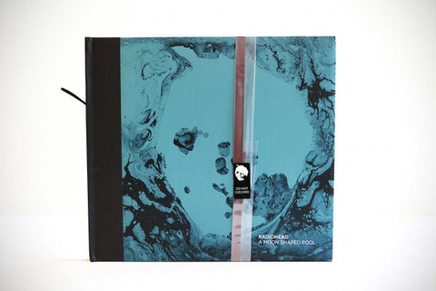 Radiohead - A Moon Shaped Pool (Super Deluxe Edition) Vinil - Salvaje Music Store MEXICO
